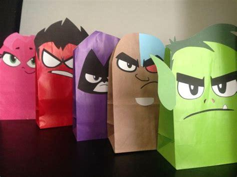 teen titans bedding teen titans printables for gift sacks color sacks short films and bags