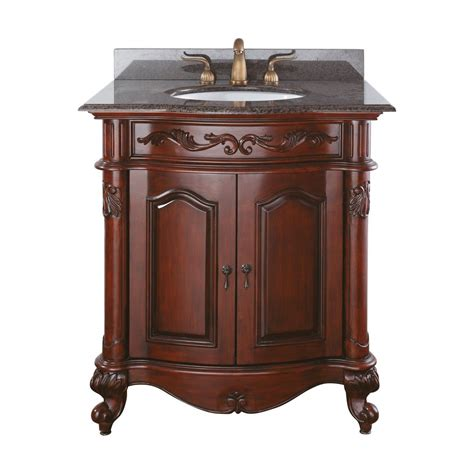 Antique Bathroom Vanities Avanity Provence Antique 31 Quot Single Sink Bathroom Vanity Provence V30 Ac At