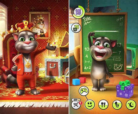 game mod apk my talking tom my talking tom apk mod 3 5 2 101 offline unlimited coins