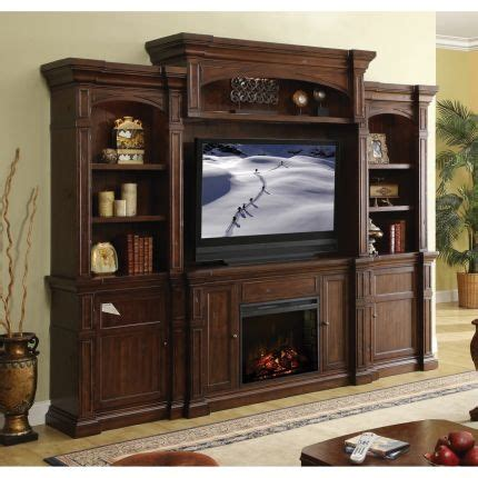Tv Entertainment Centers With Fireplace by 25 Best Ideas About Entertainment Center With Fireplace