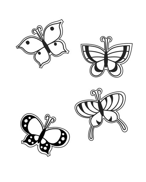 Small Butterfly Coloring Pages redirecting to http www sheknows parenting slideshow