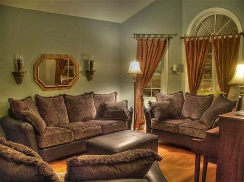 And Brown Living Room Furniture by Wall Paint Color Schemes For Living Room