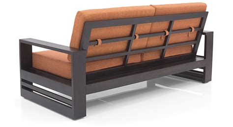 Wooden Sofa by Wooden Sofa Badaee
