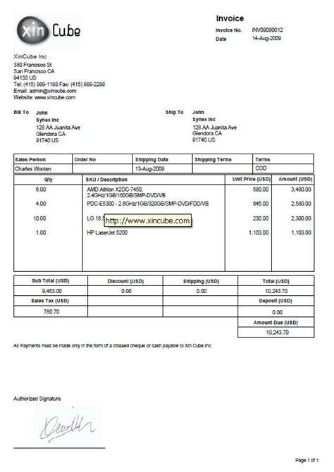 quotation invoice template invoice template