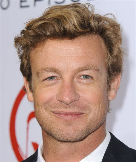 hairstyle the simon baker hairstyles for 2018 celebrity hairstyles by