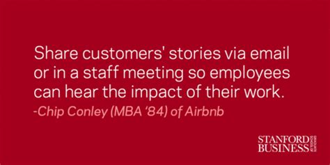 Airbnb Mba Internship by 8 Storytelling Tips For Business Leaders Stanford