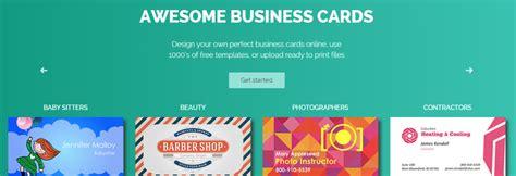 Printastic Free Business Cards