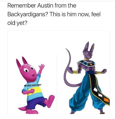 Backyardigans Beerus 25 Best Memes About The Backyardigans The Backyardigans