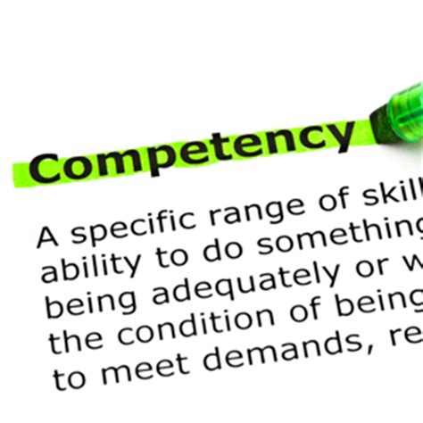 12 competencies: which ones should your people have?