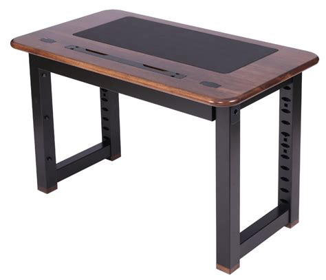 high end computer desks high end computer desk swordfish the ultimate pc desk