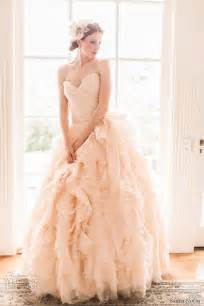 30 gorgeous wedding dresses that are not white wedding