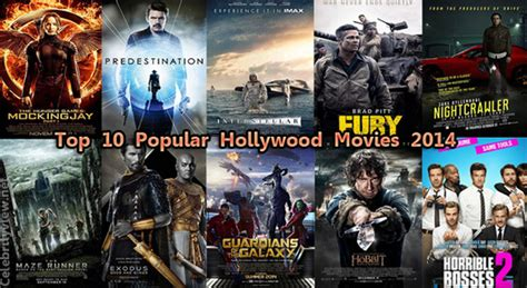 film kolosal hollywood 2014 top 10 popular hollywood movies 2014 must see