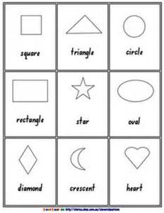About colors and shapes on pinterest shape 3d shapes and sorting