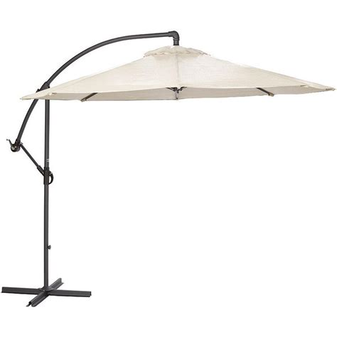 8 Foot Patio Umbrella Home Decorators Collection 8 9 Ft Cantilever Patio