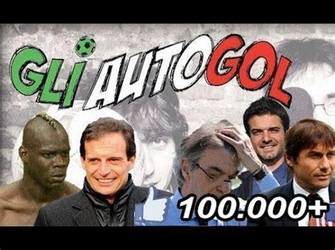 best of gli autogol