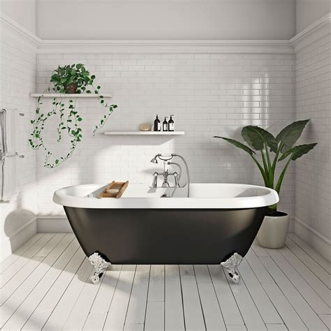 roll top bathtub the bath co shakespeare traditional roll top bath with