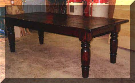 vermont pine farmhouse tables