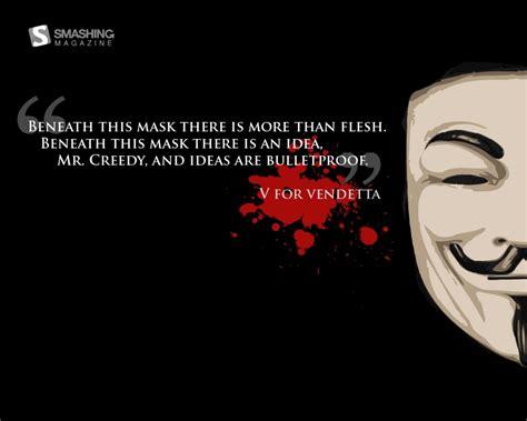 V For Vendeta In Lines by V For Vendetta Memorable Quotes Quotesgram