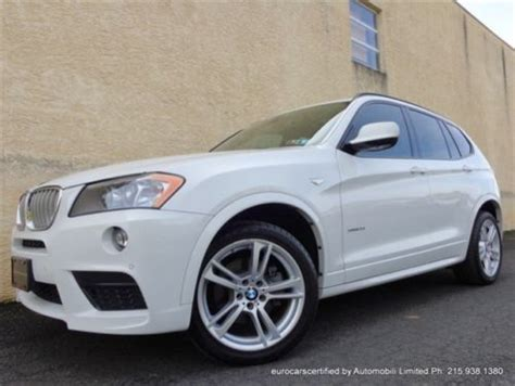 how petrol cars work 2012 bmw x3 navigation system sell used 2012 bmw x3 35i m sport warranty technology navigation premium sound satellite in