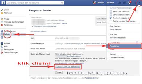 membuat facebook tanpa email cara membuat status tanpa masuk ke facebook lewat email