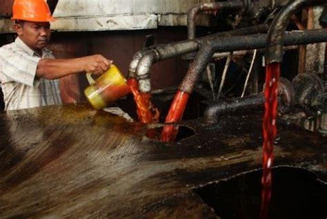 Minyak Cpo Kelapa Sawit by Industri Olahan Minyak Sawit Tingkatkan Nilai Tambah