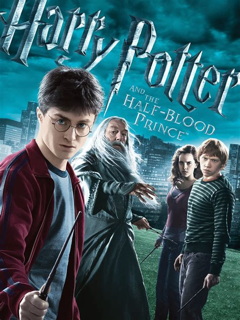 harry potter and the half blood prince series 6 harry potter and the half blood prince tv listings