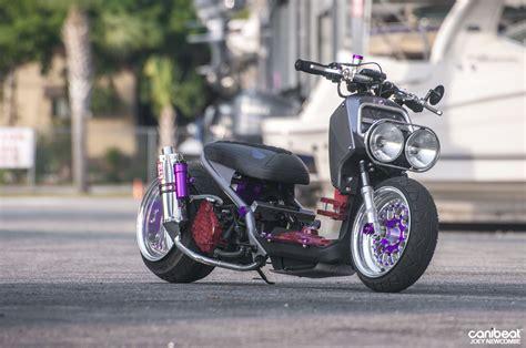 honda ruckus custom custom honda ruckus scooter www pixshark images