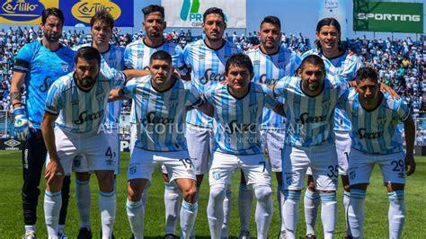 Atlético Tucumán 4-0 Sarmiento: goles, resumen y resultado ... Atletico Tucuman