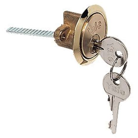 Standard Chagne Brass Front Door Lock Nightlatch Latch 60mm Backset Ebay Yale 1109 Latch Replacement Cylinder Brass 32mm Replacement Cylinders Screwfix