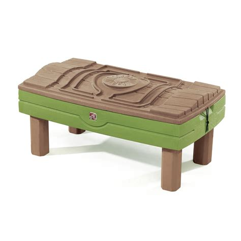how to sand a table naturally playful sand water activity center sand