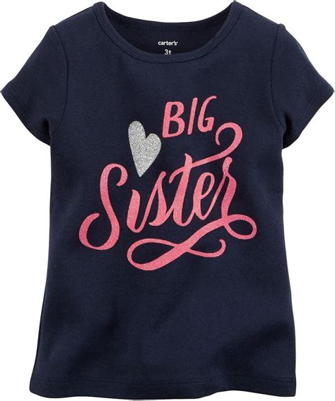 Tshirt Big carters big t shirt 6 blue shhh we