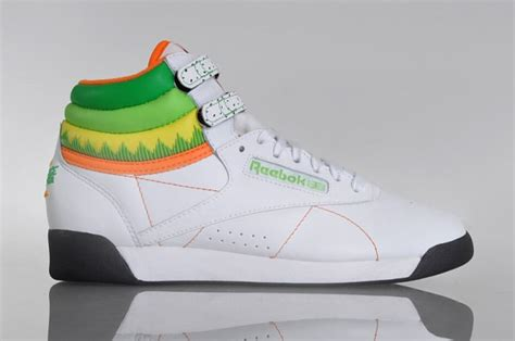 Reebok Freestyle Limited Edition by Reebok Freestyle Hi Sushi International Edition Now