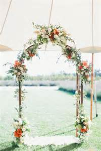flower arch flowers on a budget