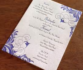 indian wedding invitation card wording how to word traditional indian wedding cards