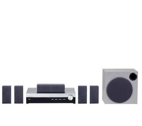 rca rt2390 500 watt home theatre system qvc