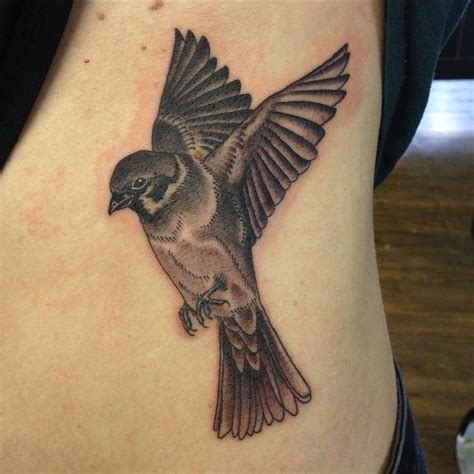 small sparrow tattoos best 25 sparrow design ideas on