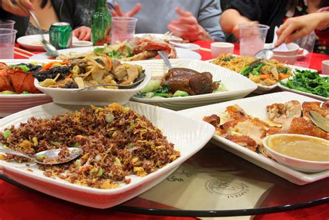 new year favorite foods new year dinner at lotus garden with food of