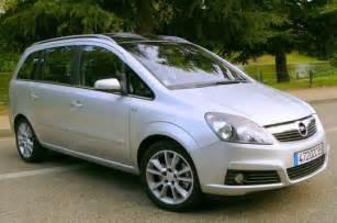 Opel Zafira 2 2 L Opel Zafira 2 En Test