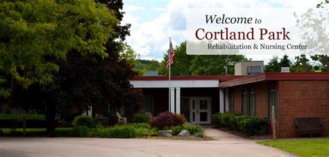 Acc Detox Utica Ny by Cortland Park Rehabilitation And Nursing Center