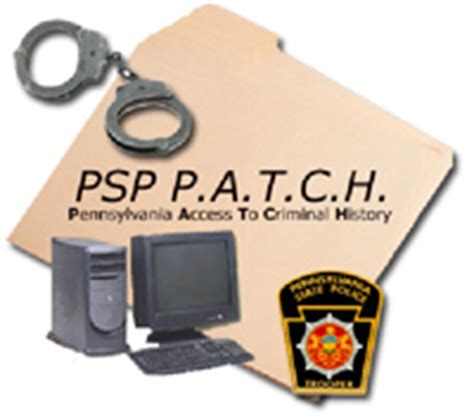 Pa Criminal Record Check Epatch Safe Environment Program