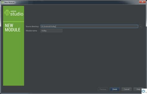 android studio import library how to import a library project mobile application development