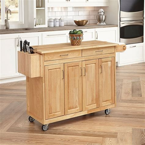 kitchen island cart with breakfast bar kitchen cart with breakfast bar in finish 5023 95
