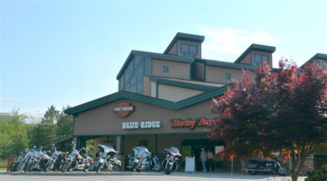 Motorcycle Dealers Hickory Nc by Blue Ridge Harley Davidson Motorcycle Dealers 2002