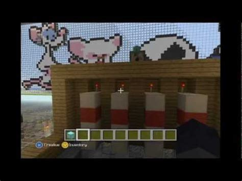 tutorial bowling youtube minecraft redstone tutorial bowling alley mini game
