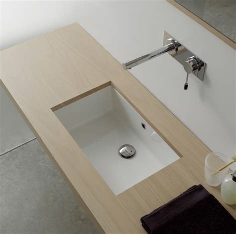 porcelain undermount sinks bathroom rectangular white ceramic undermount sink contemporary