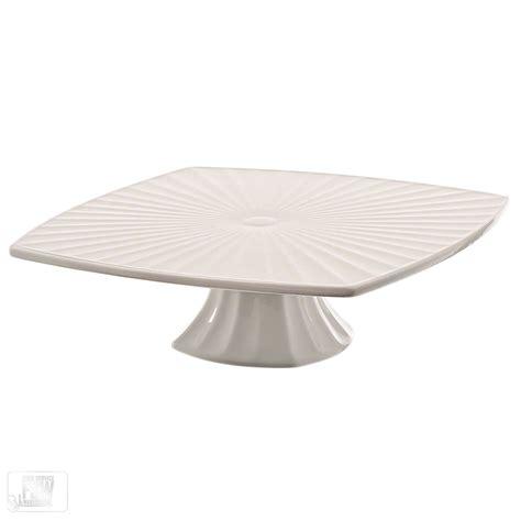 Ceramic Pedestal Cake Stand ceramic cake stand bia cordon bleu 12 inch by 3 3 4 inch