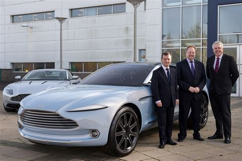 aston martin factory aston martin begins construction of new factory in wales