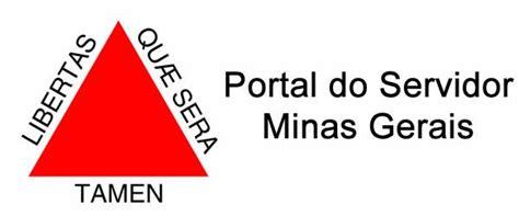 portal do servidor minas gerais portal do servidor mg