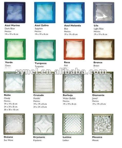 Harga Clear Glass glass block prices clear colored glass brick