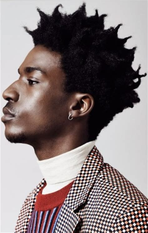 afro hairstyles for black guys black men afro hairstyle